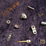 Mostly Zinc Die Cast Parts with some etched and stamped parts as well